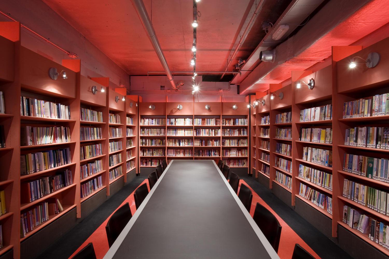 media library  delft