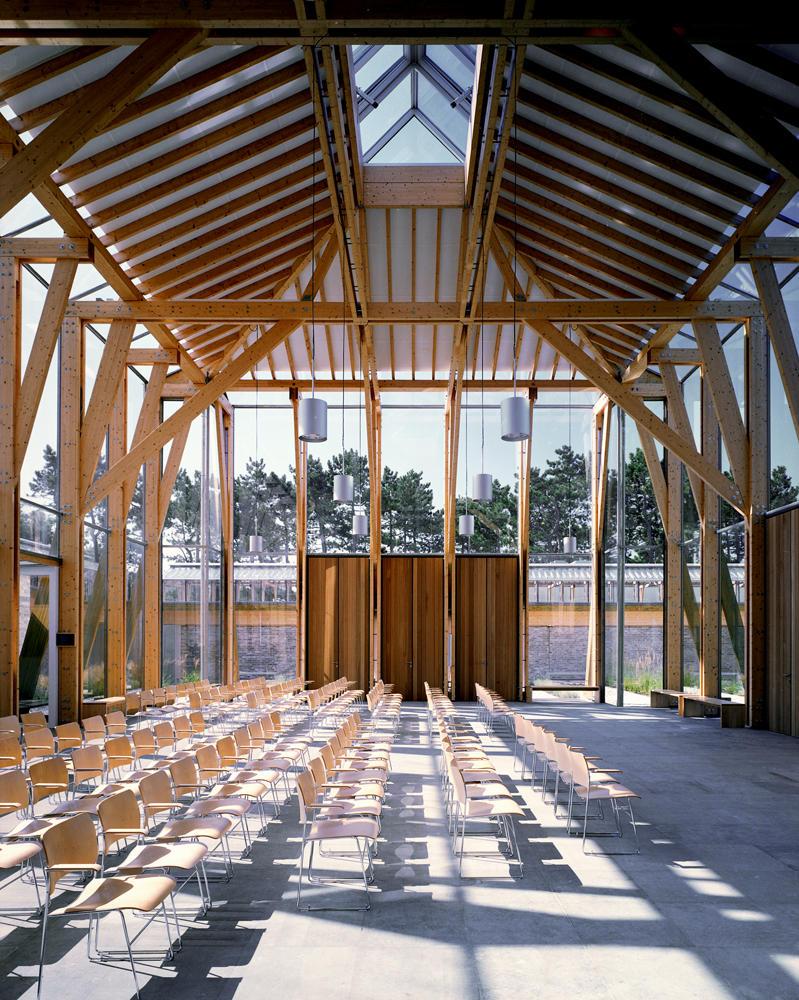 Crematorium haarlem for Interieur hermans