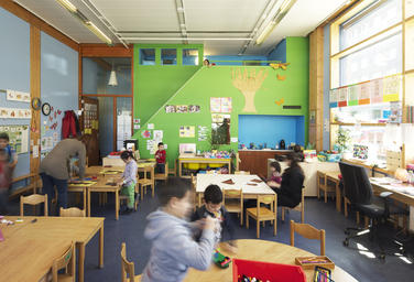Community School The Frog, Amsterdam  –  child-friendly