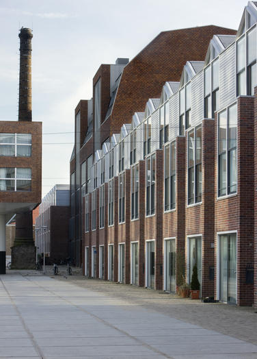 Dobbelmansite, Nijmegen  –  convenient residential area