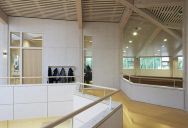 De Brug Training Centre, Assendelft  –  certified sustainable wood