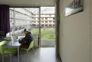 Student accommodation, Diemen