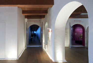 Maritime Museum, Amsterdam  –  Comprehensible spaces