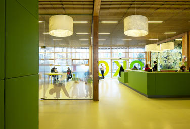 Community School The Frog, Amsterdam  –  Parent Child Center