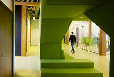 Community School The Frog, Amsterdam  –  Additional space