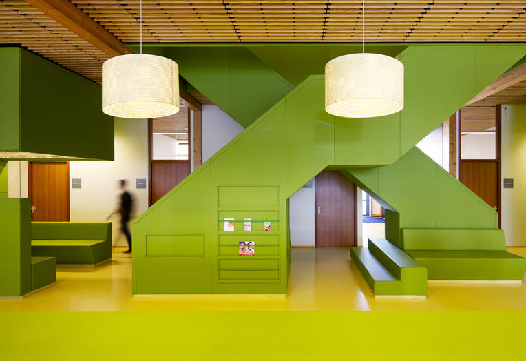 Community School The Frog, Amsterdam  –  Clear layout
