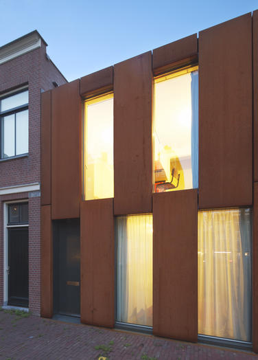 Residence Jordaan, Amsterdam  –  evening light