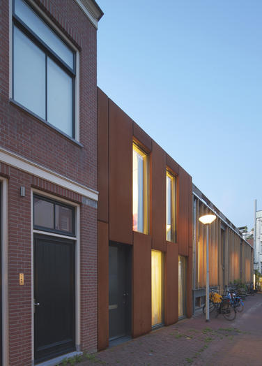 Residence Jordaan, Amsterdam  –  warm light
