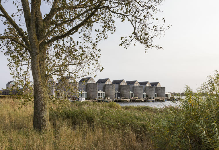 Bastion island, Leeuwarden   –  Friesland country of water