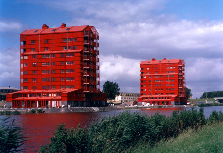Red Dare Devils, Almere  –  Rainbow neighbourhood