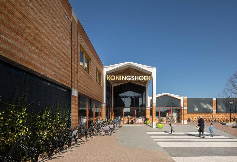 Shopping Mall Koningshoek, Maassluis